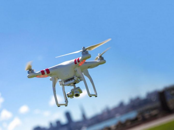 Drones, une loi plus restrictive